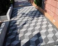 3Д тротуарная плитка