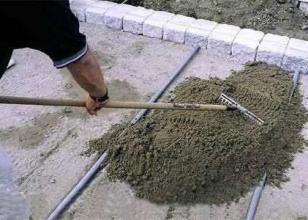 Подготовка основы под плитку