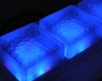 Светодиодные фонарики для тротуарной плитки