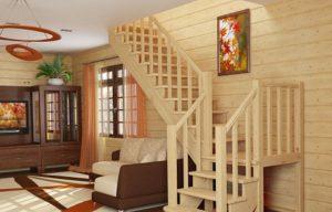 лестницы в жилых домах нормативы
